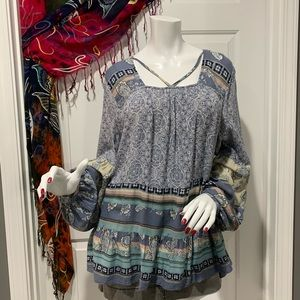 Knox Rose Adorable Pullover Tunic - Size XXL